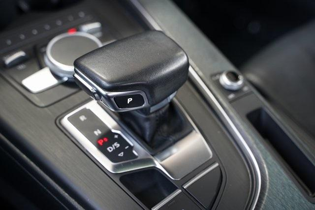 Used 2018 Audi A5 2.0T Premium Plus for sale Sold at Gravity Autos Roswell in Roswell GA 30076 25