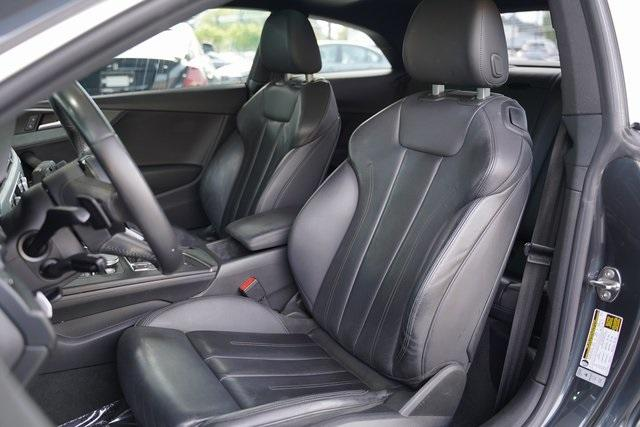 Used 2018 Audi A5 2.0T Premium Plus for sale Sold at Gravity Autos Roswell in Roswell GA 30076 28