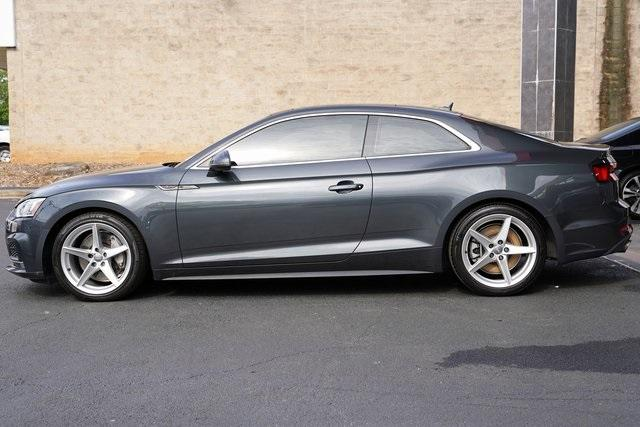 Used 2018 Audi A5 2.0T Premium Plus for sale Sold at Gravity Autos Roswell in Roswell GA 30076 4