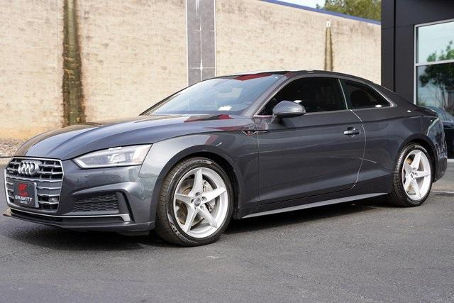 Used 2018 Audi A5 2.0T Premium Plus for sale Sold at Gravity Autos Roswell in Roswell GA 30076 5