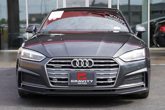 Used 2018 Audi A5 2.0T Premium Plus for sale Sold at Gravity Autos Roswell in Roswell GA 30076 6