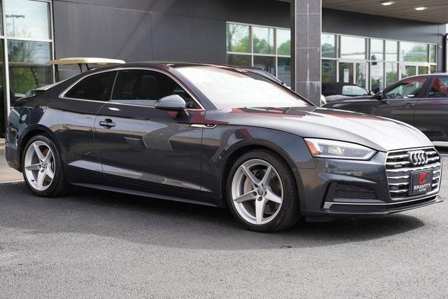 Used 2018 Audi A5 2.0T Premium Plus for sale Sold at Gravity Autos Roswell in Roswell GA 30076 7