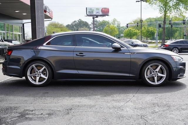 Used 2018 Audi A5 2.0T Premium Plus for sale Sold at Gravity Autos Roswell in Roswell GA 30076 8