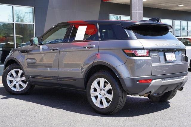 Used 2017 Land Rover Range Rover Evoque SE Premium for sale $32,991 at Gravity Autos Roswell in Roswell GA 30076 11