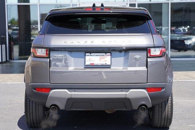 Used 2017 Land Rover Range Rover Evoque SE Premium for sale $32,991 at Gravity Autos Roswell in Roswell GA 30076 12