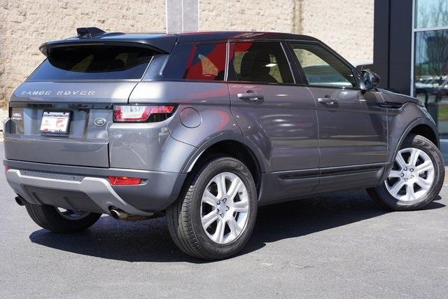 Used 2017 Land Rover Range Rover Evoque SE Premium for sale $32,991 at Gravity Autos Roswell in Roswell GA 30076 13