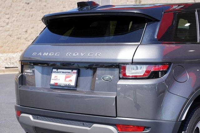 Used 2017 Land Rover Range Rover Evoque SE Premium for sale $32,991 at Gravity Autos Roswell in Roswell GA 30076 14