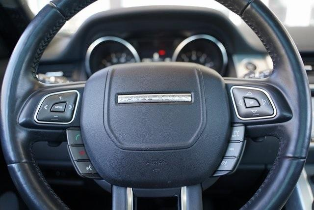 Used 2017 Land Rover Range Rover Evoque SE Premium for sale $32,991 at Gravity Autos Roswell in Roswell GA 30076 16