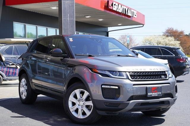 Used 2017 Land Rover Range Rover Evoque SE Premium for sale $32,991 at Gravity Autos Roswell in Roswell GA 30076 2