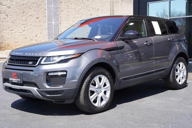 Used 2017 Land Rover Range Rover Evoque SE Premium for sale $32,991 at Gravity Autos Roswell in Roswell GA 30076 5