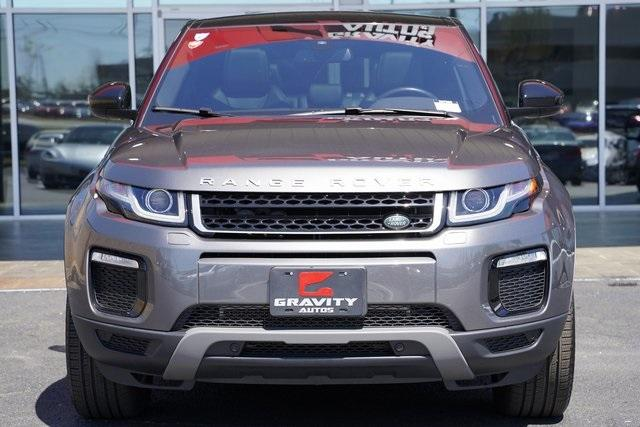 Used 2017 Land Rover Range Rover Evoque SE Premium for sale $32,991 at Gravity Autos Roswell in Roswell GA 30076 6