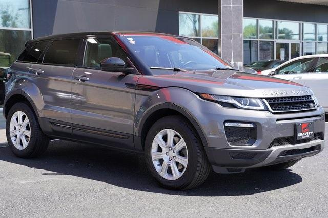 Used 2017 Land Rover Range Rover Evoque SE Premium for sale $32,991 at Gravity Autos Roswell in Roswell GA 30076 7