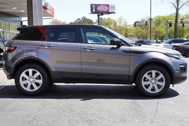 Used 2017 Land Rover Range Rover Evoque SE Premium for sale $32,991 at Gravity Autos Roswell in Roswell GA 30076 8