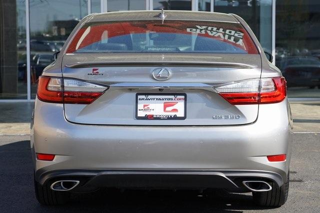 Used 2018 Lexus ES 350 for sale $30,491 at Gravity Autos Roswell in Roswell GA 30076 12