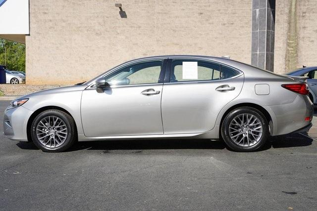 Used 2018 Lexus ES 350 for sale $30,491 at Gravity Autos Roswell in Roswell GA 30076 4