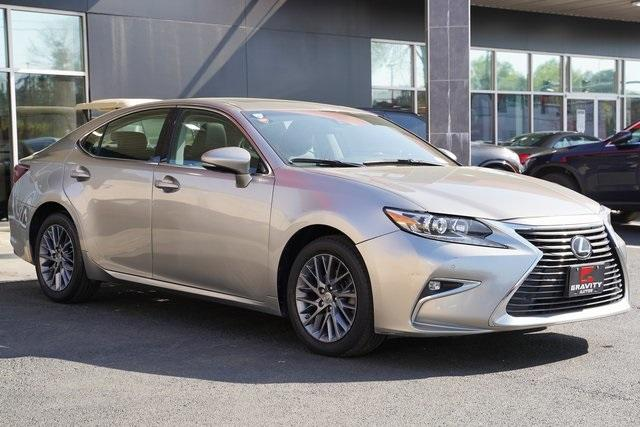 Used 2018 Lexus ES 350 for sale $30,491 at Gravity Autos Roswell in Roswell GA 30076 7