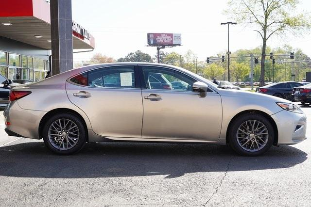 Used 2018 Lexus ES 350 for sale $30,491 at Gravity Autos Roswell in Roswell GA 30076 8