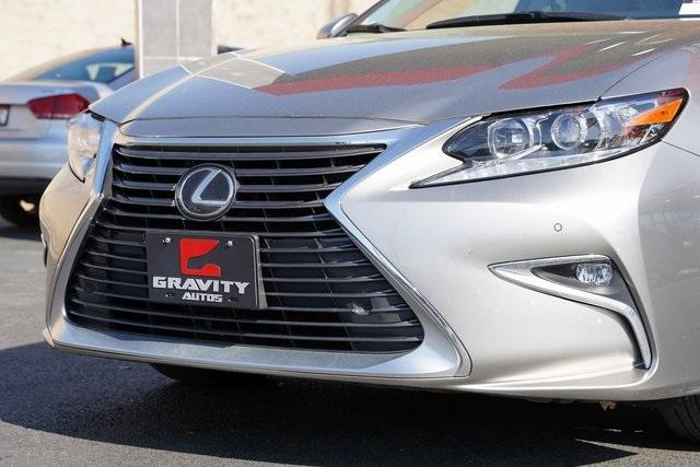 Used 2018 Lexus ES 350 for sale $30,491 at Gravity Autos Roswell in Roswell GA 30076 9