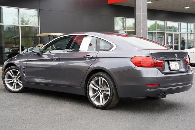 Used 2017 BMW 4 Series 430i xDrive Gran Coupe for sale $29,992 at Gravity Autos Roswell in Roswell GA 30076 11