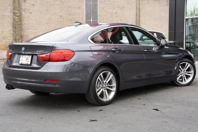 Used 2017 BMW 4 Series 430i xDrive Gran Coupe for sale $29,992 at Gravity Autos Roswell in Roswell GA 30076 13