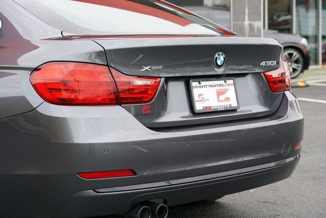 Used 2017 BMW 4 Series 430i xDrive Gran Coupe for sale $29,992 at Gravity Autos Roswell in Roswell GA 30076 14
