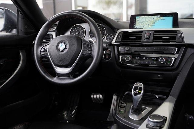 Used 2017 BMW 4 Series 430i xDrive Gran Coupe for sale $29,992 at Gravity Autos Roswell in Roswell GA 30076 15