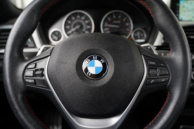 Used 2017 BMW 4 Series 430i xDrive Gran Coupe for sale $29,992 at Gravity Autos Roswell in Roswell GA 30076 16