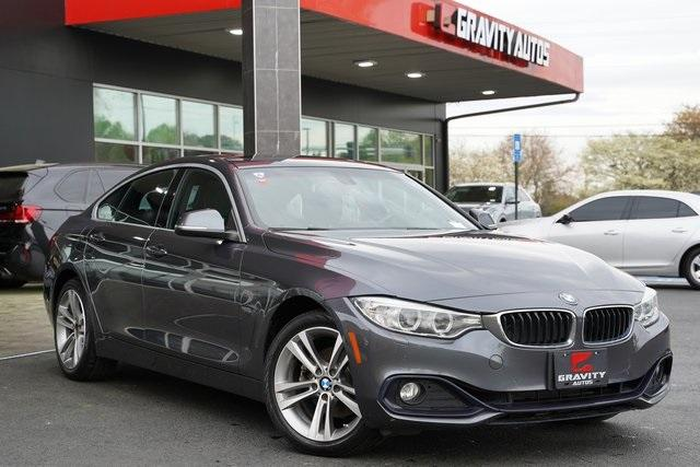 Used 2017 BMW 4 Series 430i xDrive Gran Coupe for sale $29,992 at Gravity Autos Roswell in Roswell GA 30076 2