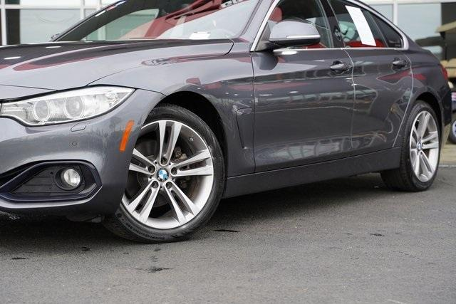 Used 2017 BMW 4 Series 430i xDrive Gran Coupe for sale $29,992 at Gravity Autos Roswell in Roswell GA 30076 3