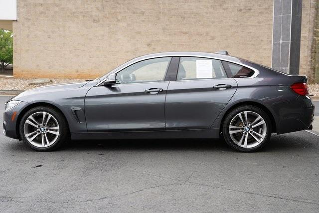 Used 2017 BMW 4 Series 430i xDrive Gran Coupe for sale $29,992 at Gravity Autos Roswell in Roswell GA 30076 4