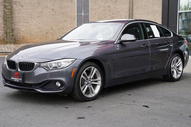 Used 2017 BMW 4 Series 430i xDrive Gran Coupe for sale $29,992 at Gravity Autos Roswell in Roswell GA 30076 5