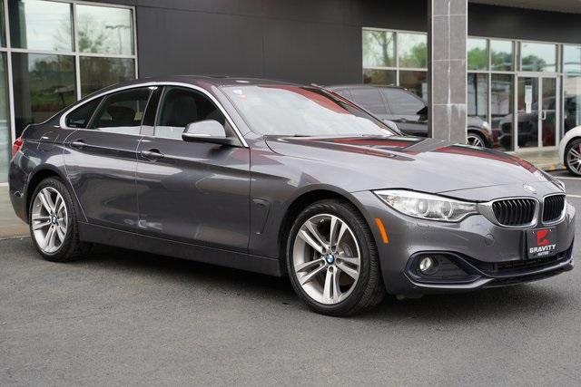 Used 2017 BMW 4 Series 430i xDrive Gran Coupe for sale $29,992 at Gravity Autos Roswell in Roswell GA 30076 7