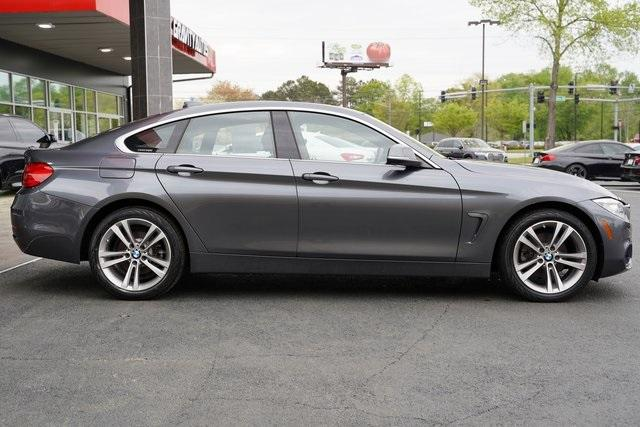 Used 2017 BMW 4 Series 430i xDrive Gran Coupe for sale $29,992 at Gravity Autos Roswell in Roswell GA 30076 8