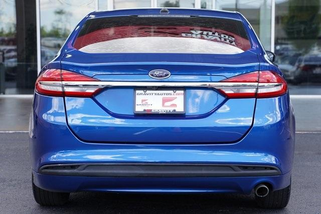 Used 2017 Ford Fusion S for sale $14,491 at Gravity Autos Roswell in Roswell GA 30076 10