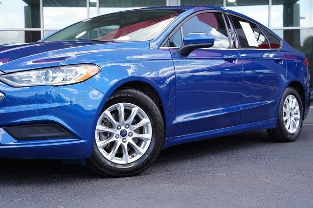 Used 2017 Ford Fusion S for sale $14,491 at Gravity Autos Roswell in Roswell GA 30076 3