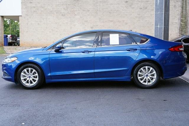 Used 2017 Ford Fusion S for sale $14,491 at Gravity Autos Roswell in Roswell GA 30076 4