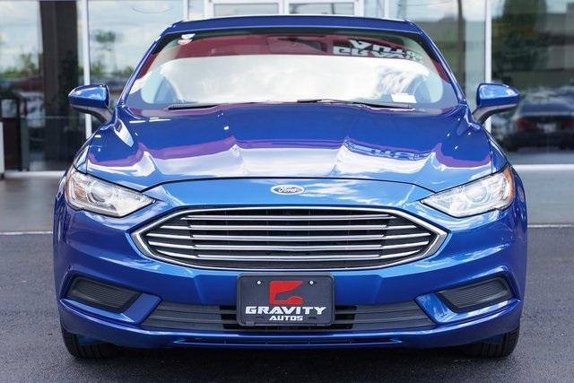 Used 2017 Ford Fusion S for sale $14,491 at Gravity Autos Roswell in Roswell GA 30076 6