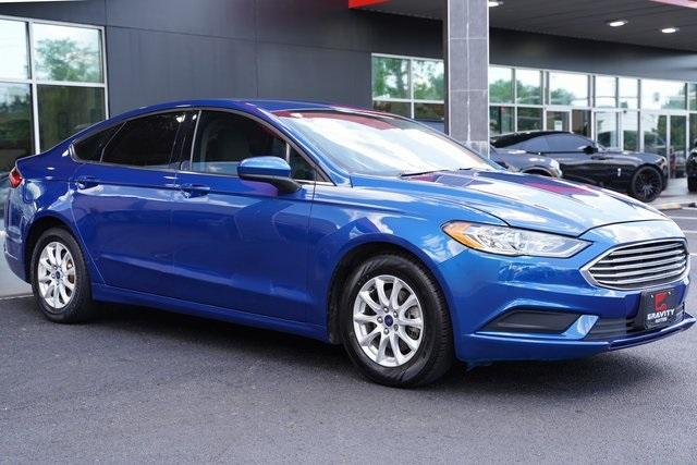 Used 2017 Ford Fusion S for sale $14,491 at Gravity Autos Roswell in Roswell GA 30076 7