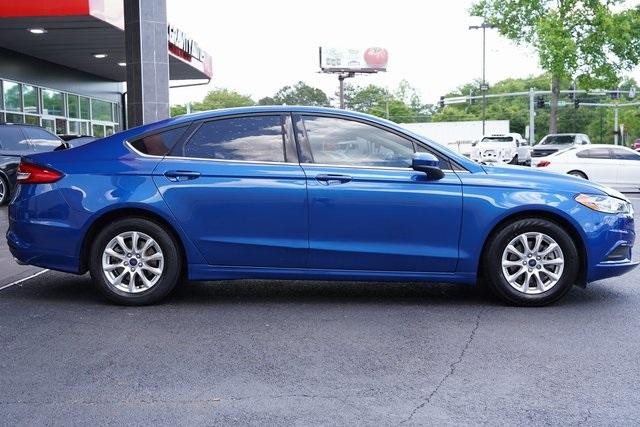 Used 2017 Ford Fusion S for sale $14,491 at Gravity Autos Roswell in Roswell GA 30076 8