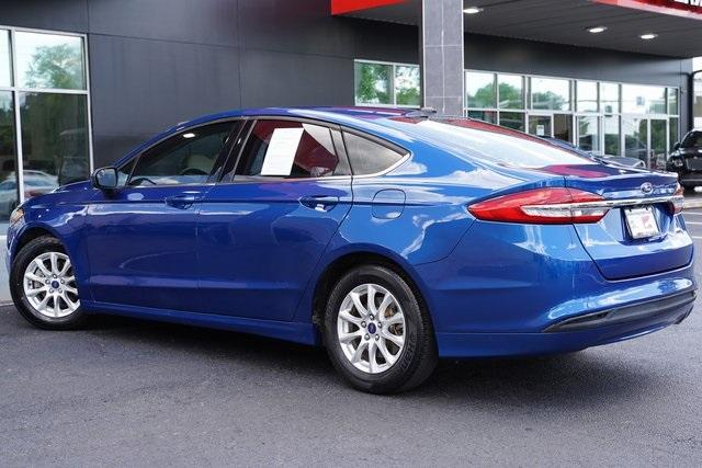 Used 2017 Ford Fusion S for sale $14,491 at Gravity Autos Roswell in Roswell GA 30076 9