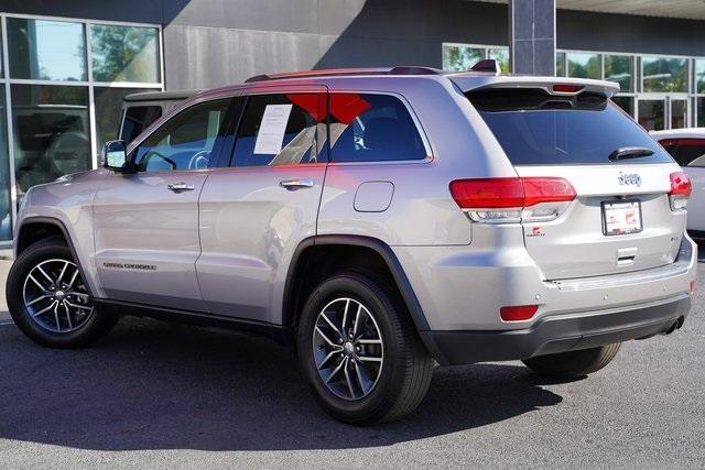 Used 2018 Jeep Grand Cherokee Limited for sale $29,998 at Gravity Autos Roswell in Roswell GA 30076 11