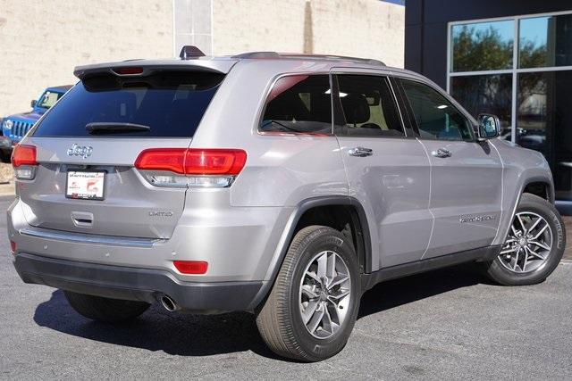Used 2018 Jeep Grand Cherokee Limited for sale $29,998 at Gravity Autos Roswell in Roswell GA 30076 13