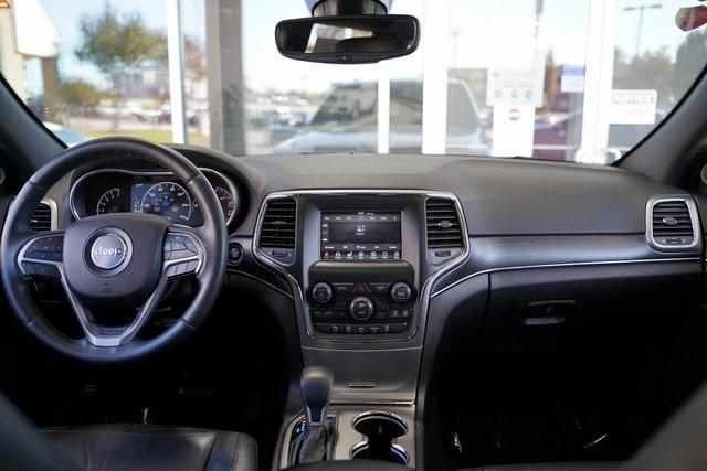 Used 2018 Jeep Grand Cherokee Limited for sale $29,998 at Gravity Autos Roswell in Roswell GA 30076 15