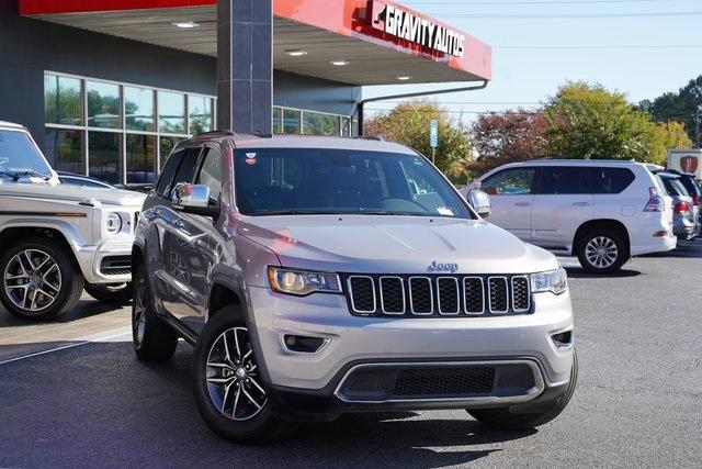 Used 2018 Jeep Grand Cherokee Limited for sale $29,998 at Gravity Autos Roswell in Roswell GA 30076 2