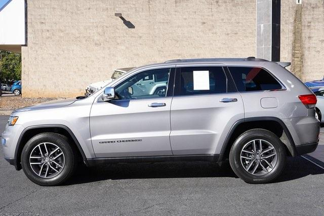 Used 2018 Jeep Grand Cherokee Limited for sale $29,998 at Gravity Autos Roswell in Roswell GA 30076 4