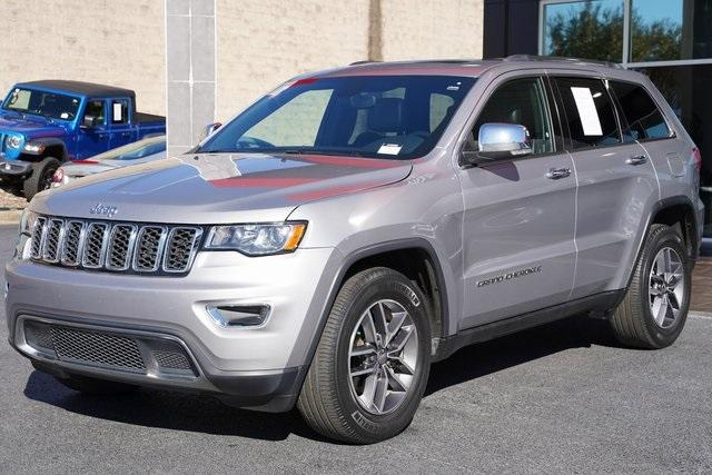 Used 2018 Jeep Grand Cherokee Limited for sale $29,998 at Gravity Autos Roswell in Roswell GA 30076 5