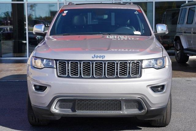 Used 2018 Jeep Grand Cherokee Limited for sale $29,998 at Gravity Autos Roswell in Roswell GA 30076 6