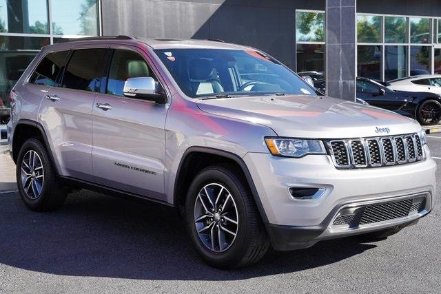 Used 2018 Jeep Grand Cherokee Limited for sale $29,998 at Gravity Autos Roswell in Roswell GA 30076 7