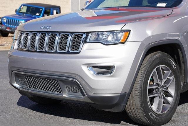 Used 2018 Jeep Grand Cherokee Limited for sale $29,998 at Gravity Autos Roswell in Roswell GA 30076 9