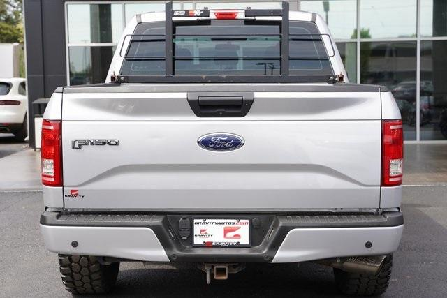 Used 2017 Ford F-150 XL for sale $34,992 at Gravity Autos Roswell in Roswell GA 30076 11